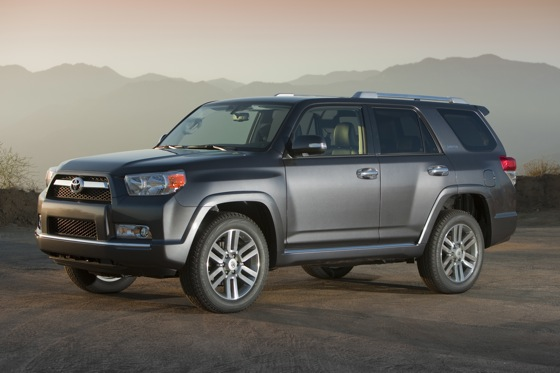 2012 Toyota 4Runner: New Car Review featured image large thumb2