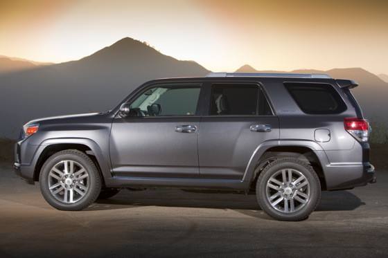 2012 Toyota 4Runner: New Car Review featured image large thumb5