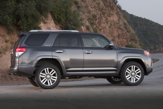 2012 Toyota 4Runner: New Car Review featured image large thumb8