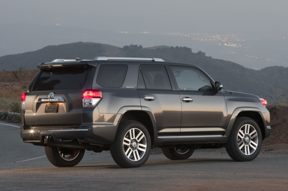 2012 Toyota 4Runner: New Car Review featured image large thumb10