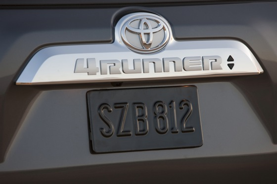 2012 Toyota 4Runner: New Car Review featured image large thumb11