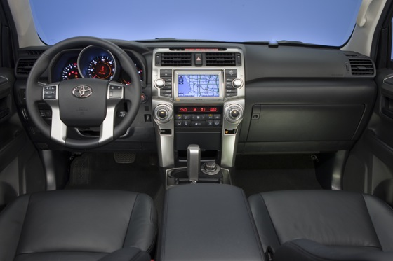 2012 Toyota 4Runner: New Car Review featured image large thumb13