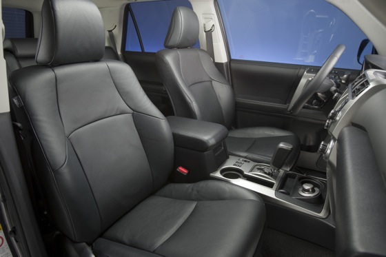 2012 Toyota 4Runner: New Car Review featured image large thumb14