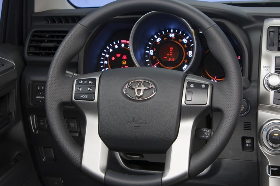 2012 Toyota 4Runner: New Car Review featured image large thumb16