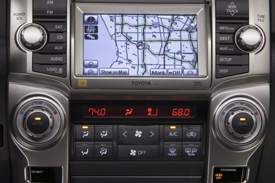 2012 Toyota 4Runner: New Car Review featured image large thumb18
