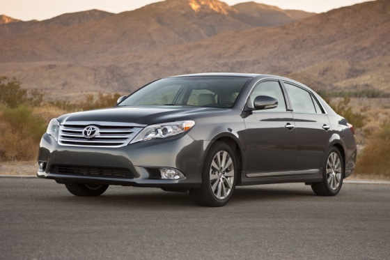 2012 Toyota Avalon: New Car Review