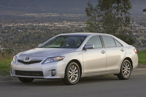 2007-2011 Toyota Camry Hybrid: Used Car Review