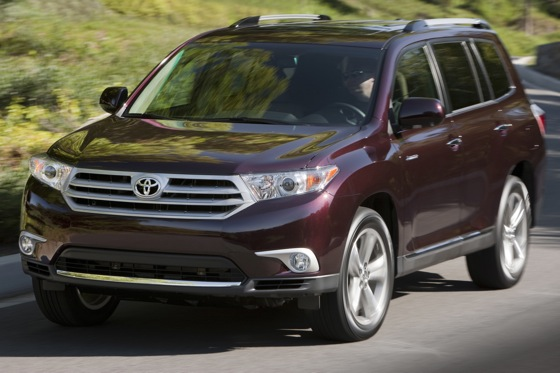 2013 Toyota Highlander: New Car Review featured image large thumb15
