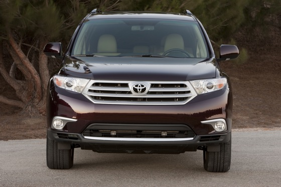 2012 Toyota Highlander: New Car Review Video featured image large thumb20