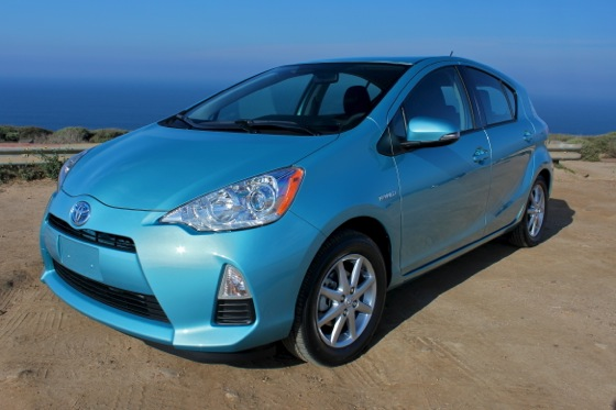 2013 Toyota Prius C: New Car Review