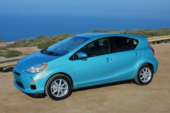 2012 Toyota Prius C: New Car Review Video featured image large thumb4