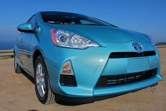2012 Toyota Prius C: New Car Review featured image large thumb4