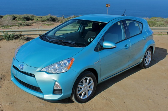 2012 Toyota Prius C: New Car Review Video featured image large thumb7