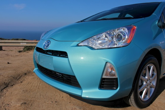 2012 Toyota Prius C: New Car Review Video featured image large thumb8
