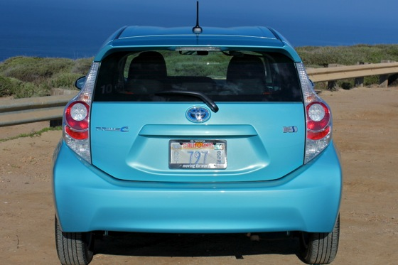 2012 Toyota Prius C: New Car Review featured image large thumb13