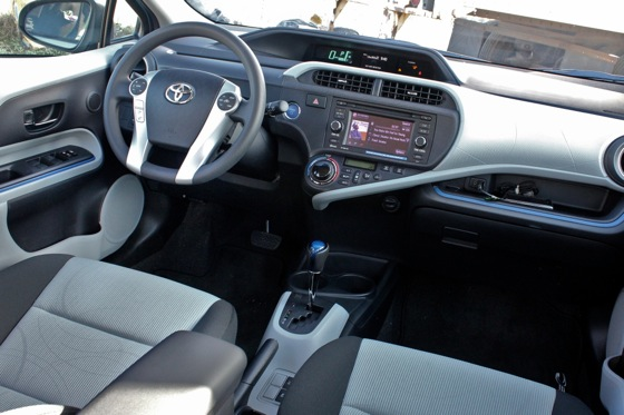 2012 Toyota Prius C: New Car Review featured image large thumb20