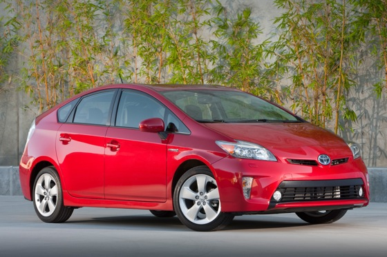 2013 Toyota Prius Plug-in Hybrid: New Car Review