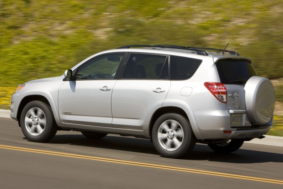 2012 Toyota RAV4: New Car Review featured image large thumb10
