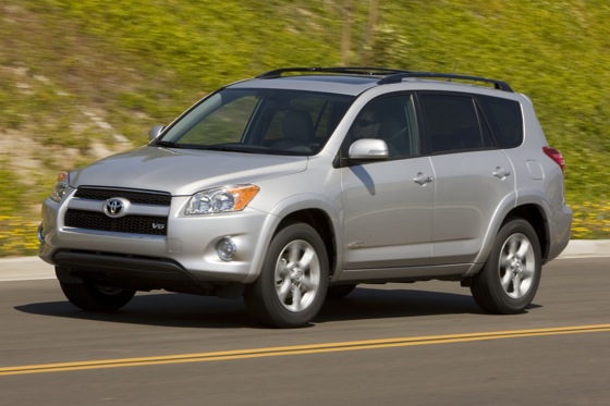 2012 Toyota RAV4: New Car Review featured image large thumb12