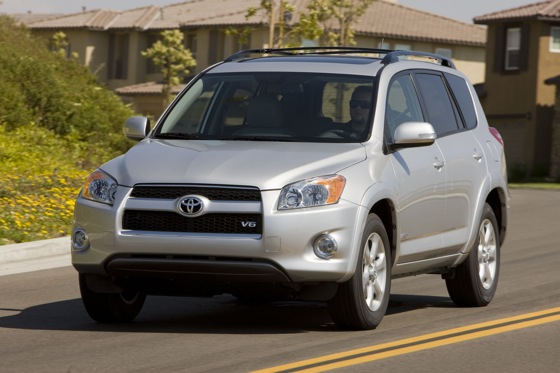 2012 Toyota RAV4: New Car Review featured image large thumb14