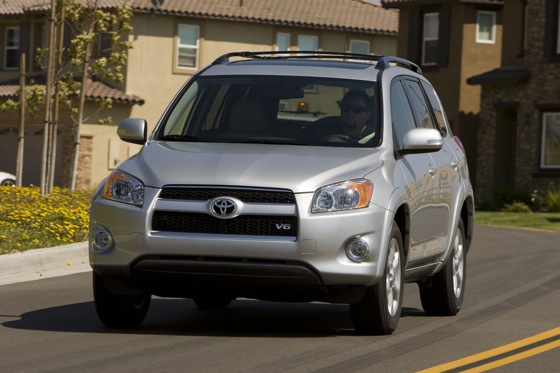 2012 Toyota RAV4: New Car Review featured image large thumb15