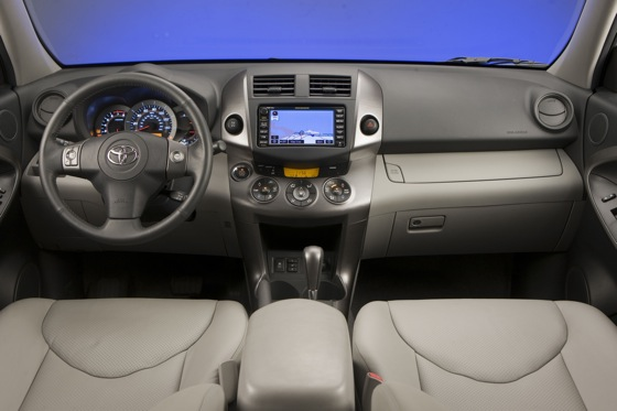 2012 Toyota RAV4: New Car Review featured image large thumb20
