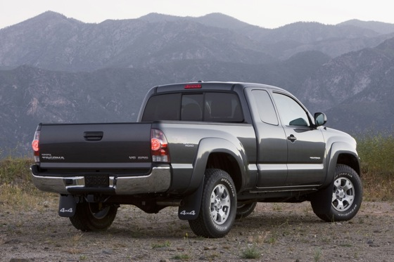 2005-2010 Toyota Tacoma: Used Car Review featured image large thumb4