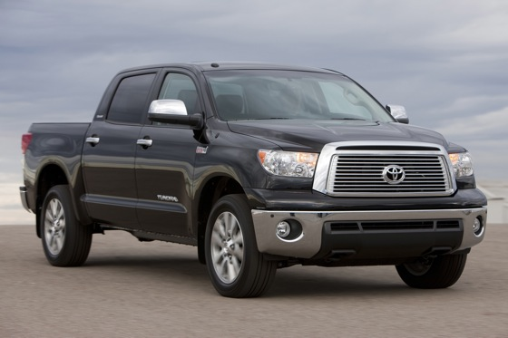 2012 Toyota Tundra: New Car Review