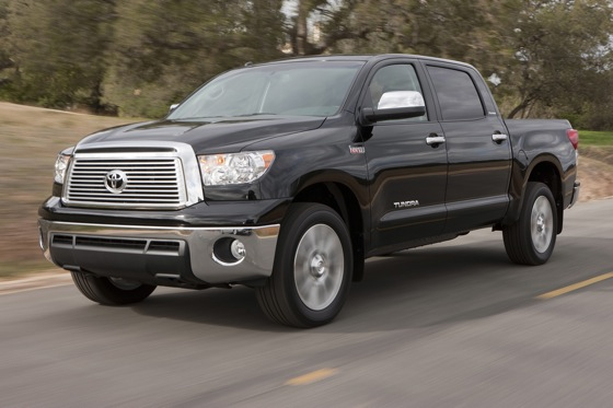 2012 Toyota Tundra: New Car Review featured image large thumb2