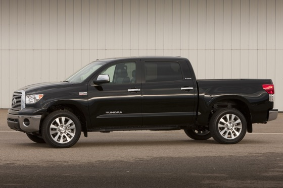 2012 Toyota Tundra: New Car Review featured image large thumb6