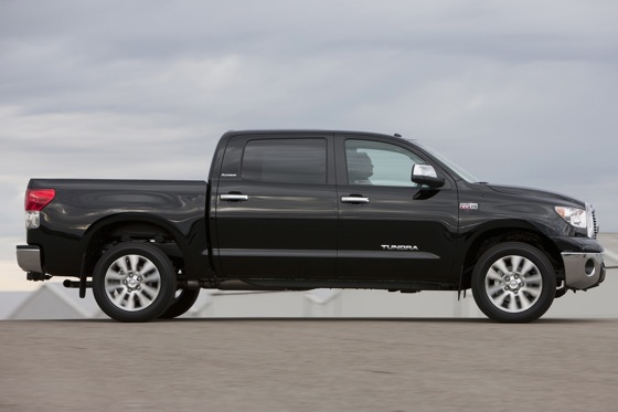 2012 Toyota Tundra: New Car Review featured image large thumb10