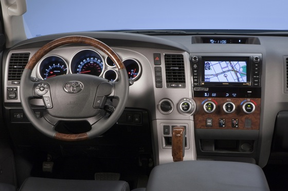 2012 Toyota Tundra: New Car Review featured image large thumb17