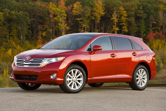 2012 Toyota Venza: New Car Review