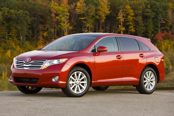 2012 Toyota Venza: New Car Review featured image large thumb2