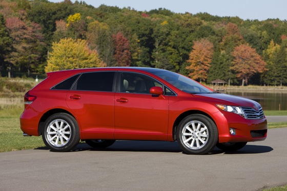 2012 Toyota Venza: New Car Review featured image large thumb5