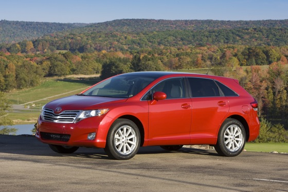 2012 Toyota Venza: New Car Review featured image large thumb9