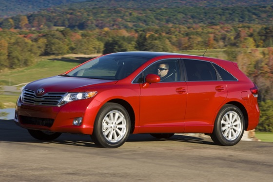 2012 Toyota Venza: New Car Review featured image large thumb10