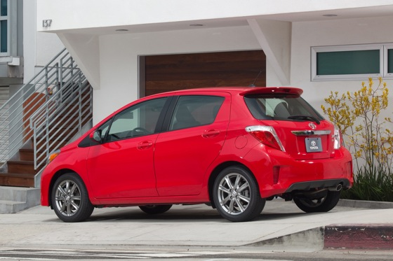 2012 Toyota Yaris: Used Car Review featured image large thumb0