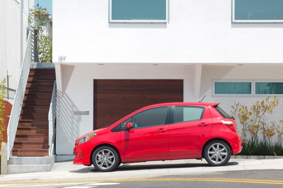2012 Toyota Yaris: Used Car Review featured image large thumb3