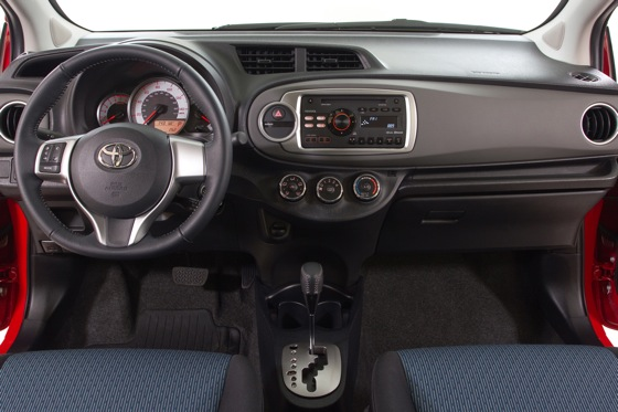 2012 Toyota Yaris: Used Car Review featured image large thumb8