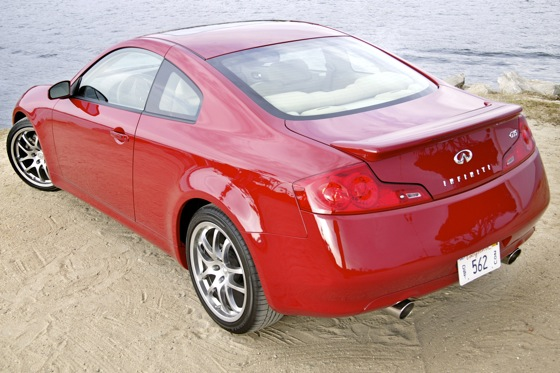 2003-2007 Infiniti G35 Coupe - Used Car Review featured image large thumb3