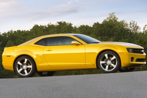 2010 Chevrolet Camaro: Used Car Review featured image large thumb1