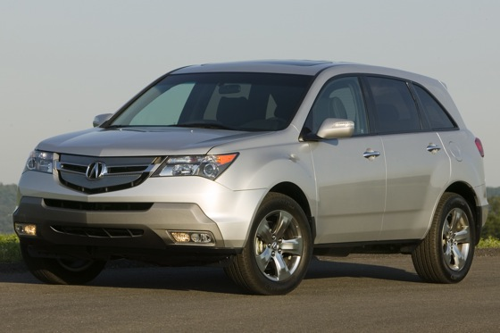 2007 Acura MDX: Used Car Review