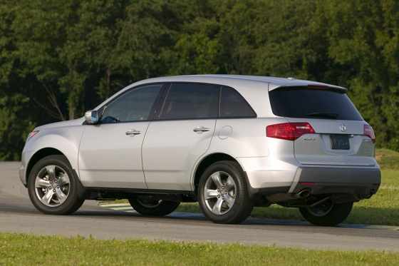 2007-2011 Acura MDX: Used Car Review featured image large thumb3