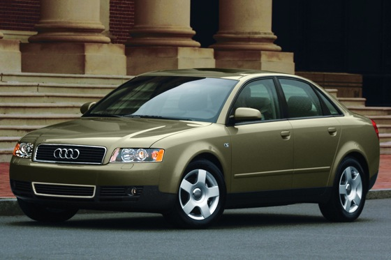 2002-2005 Audi A4 Sedan and Wagon - Used Car Review