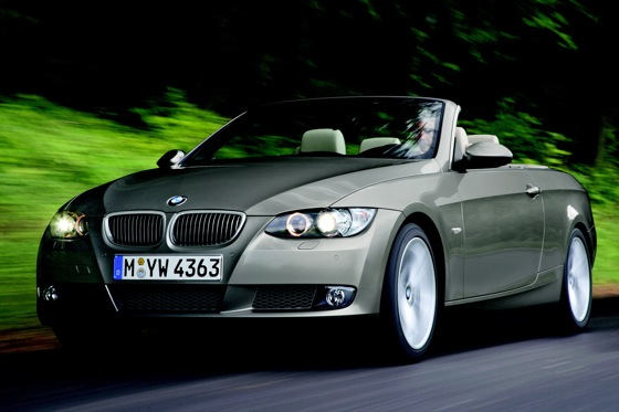2007-2010 BMW 3 Series Convertible - Used Car Review featured image large thumb18