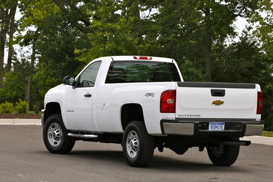 2007-2010 Chevrolet Silverado 2500HD - Used Car Review featured image large thumb1