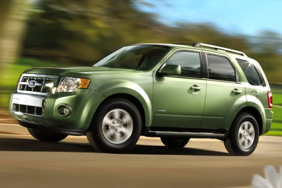 2009-2011 Ford Escape Hybrid: Used Car Review