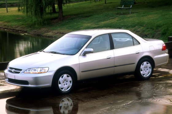 1998-2002 Honda Accord Sedan - Used Car Review