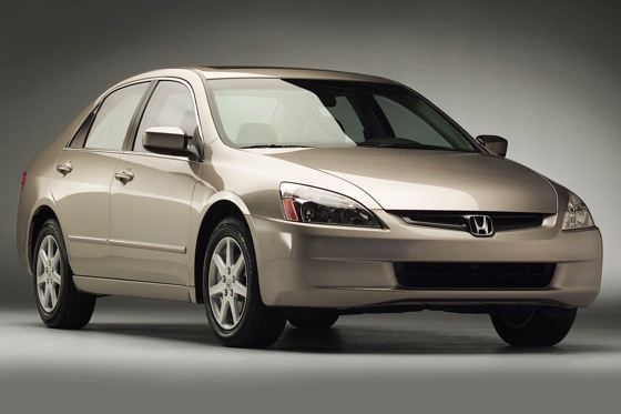 2003-2007 Honda Accord Sedan - Used Car Review